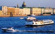 Петербург потерял часть «водных» туристов
