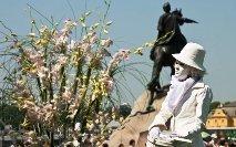 В День России гостей Северной столицы ждет грандиозное шоу цветов и музыки